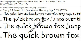 ChocoCooky Fonts