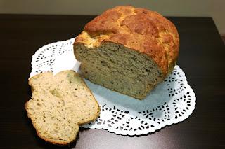 Chleb orkiszowy na drożdżach z ziemniakami