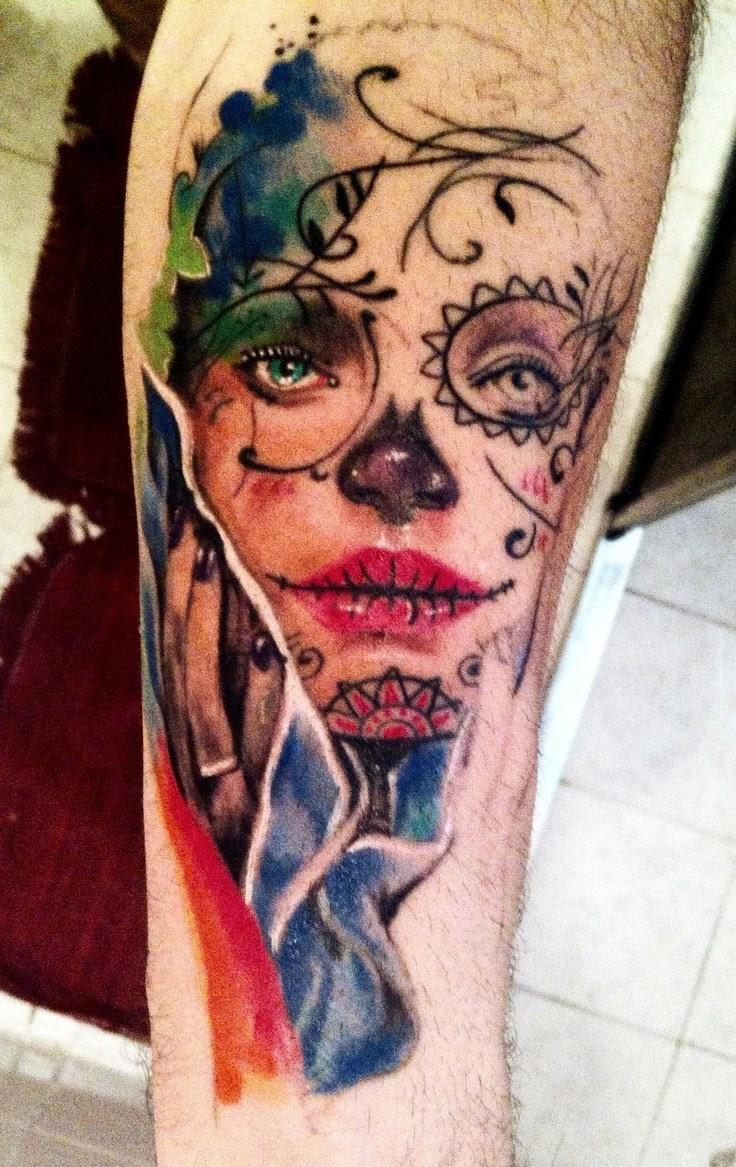 Fantastic Catrina Tattoos