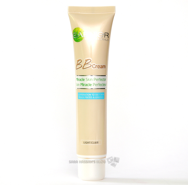 Garnier Skin Naturals BB Cream Miracle Skin Perfector Combination to