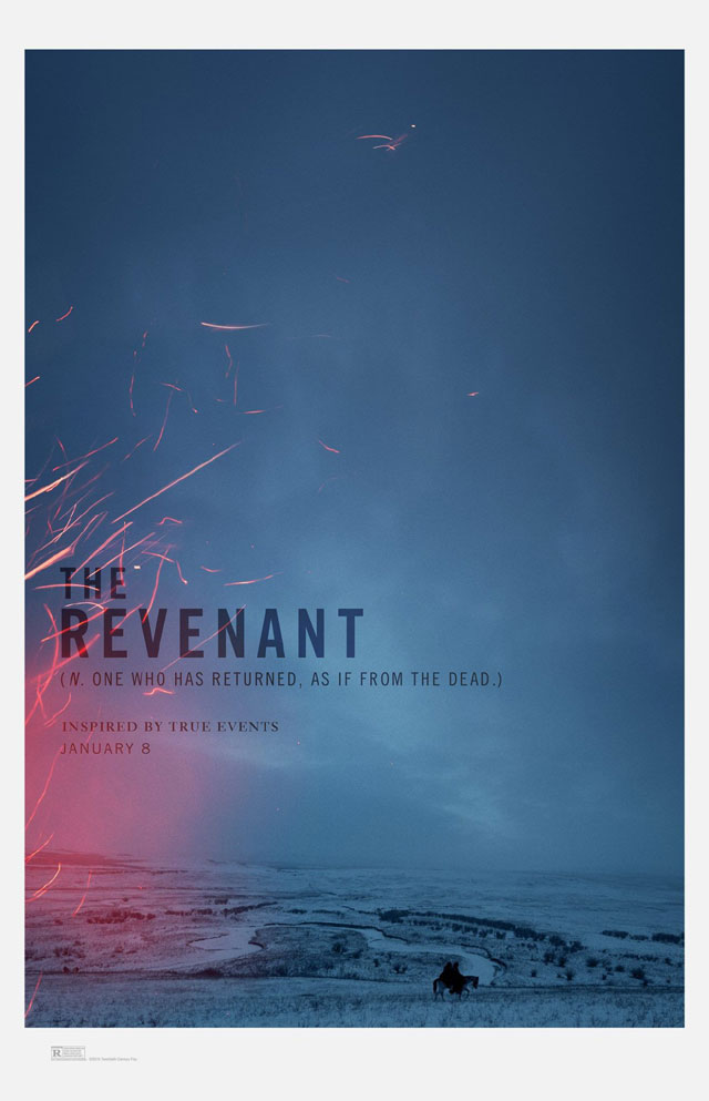The Revenant ポスター