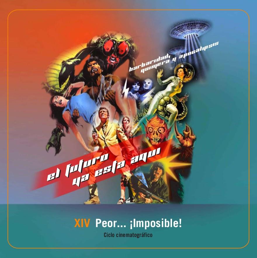 Ciclo Peor Imposible 2012 XIV Edicion