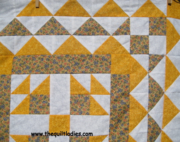 Free Quilting Patterns For Spring : The Quilt Ladies Book Collection: FREE Quilt Pattern for Spring