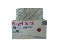 Obat antibiotik FLAGYL FORTE 500 MG
