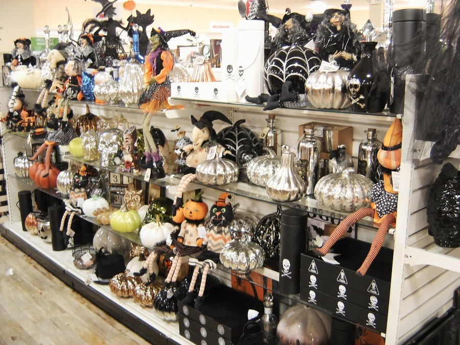 Halloween Decorations At Home Goods The Spooky Vegan