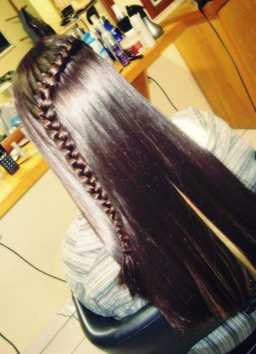 schne Mdchen: Deutsch Mdchen mit schnen Frisuren - Hairstyles For Girls With Long Hair