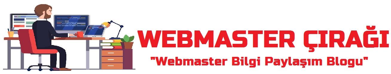 Webmaster Çırağı | Webmaster Blogu