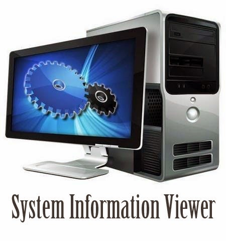 System Information Viewer Free Download Windows 8 Portable