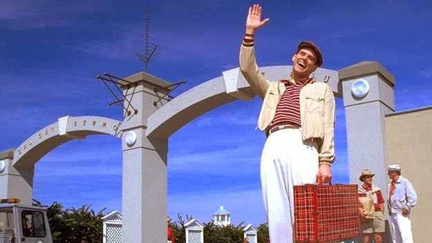 the meaning of the truman show Film analysis~the significance of water in the truman show significance of water by: dana farese, christi silva, cara nash and morgan kelly symbol web.