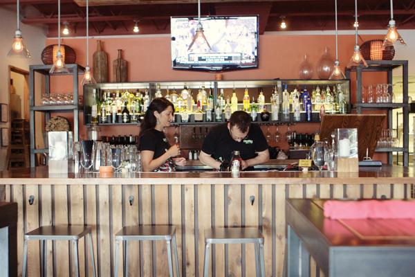 The Employee Lounge Restaurant Graphics Brgr