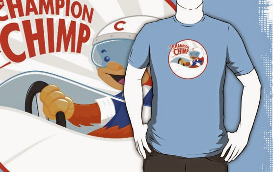 Champion Chimp Racer 2