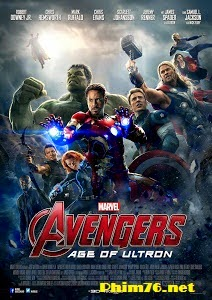 Avengers: Đế Chế Ultron - Avengers: Age Of Ultron