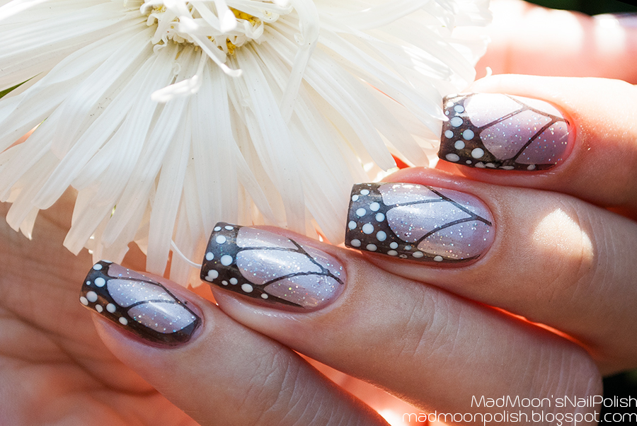 Stamping: Jovial Luxe 008 + Nailz Craze NC01