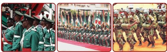 <b>Nigerian Army</b> Recruitment