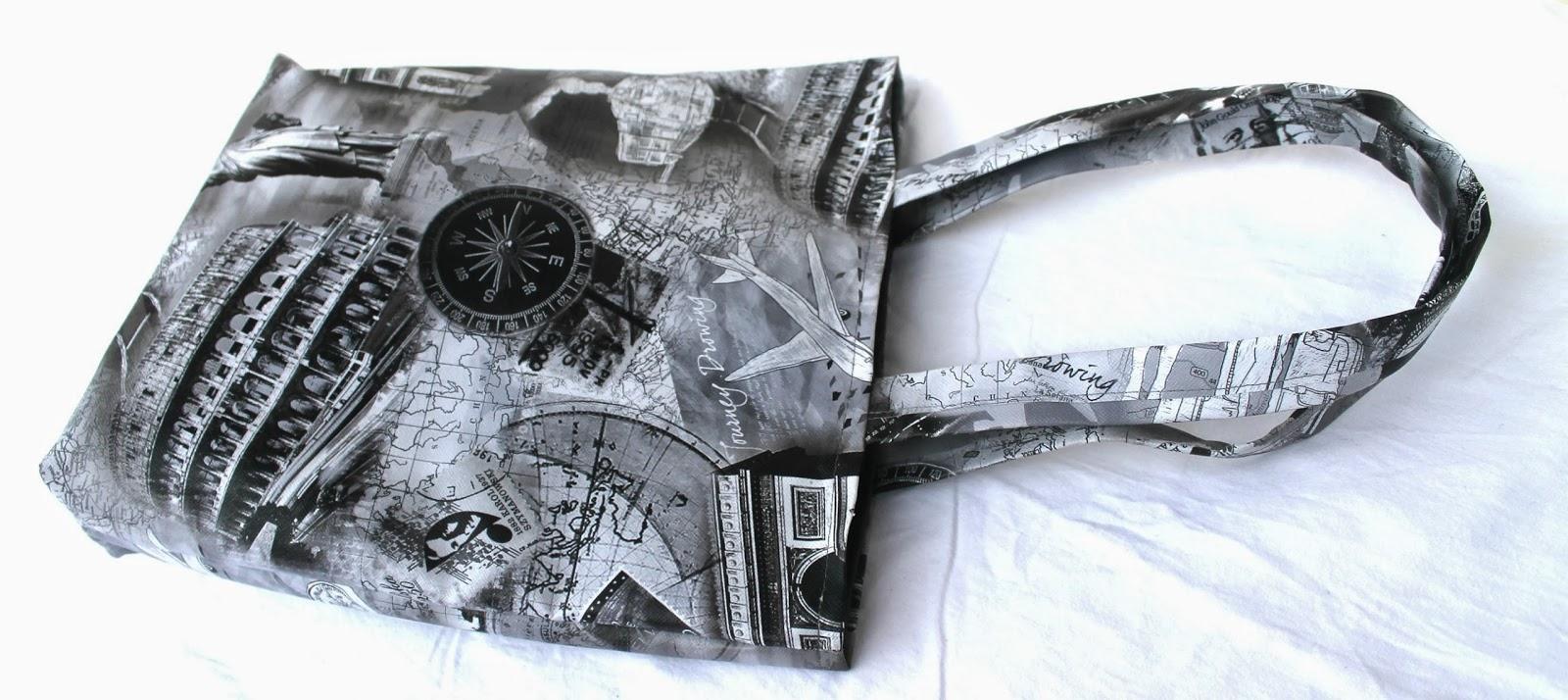 Favoloso LE MANI DI ELISA: Una piacevole scoperta..borse in tessuto  FW95