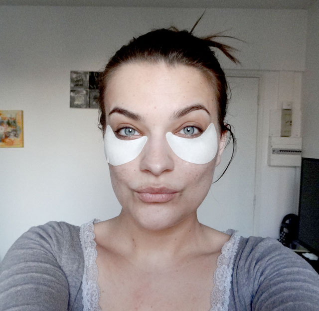 masque contour des yeux lissant anti rides express de shiseido waou beaut blog. Black Bedroom Furniture Sets. Home Design Ideas