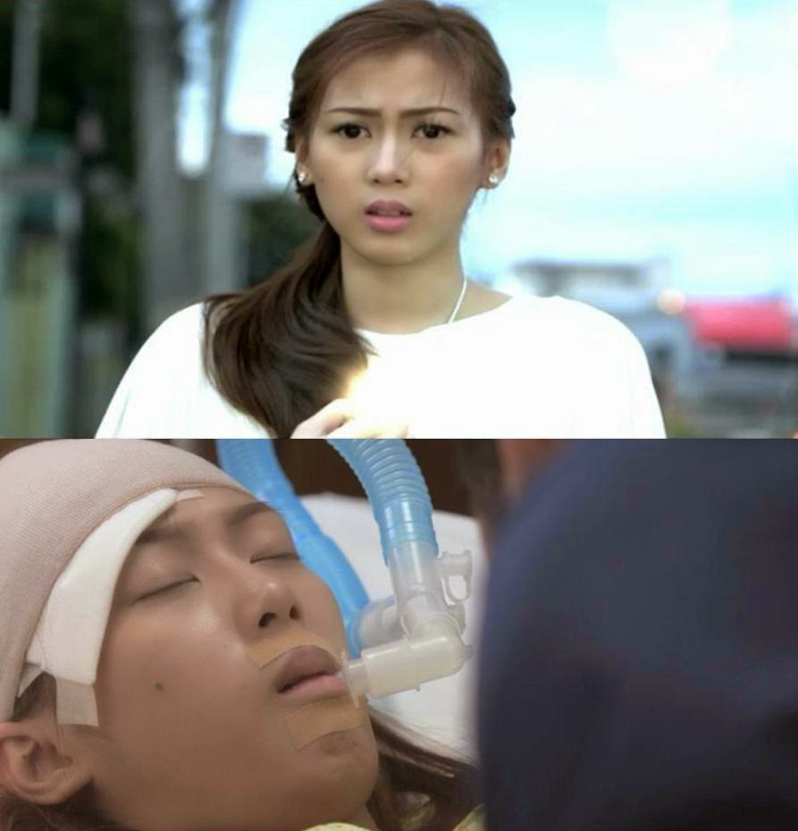 Alex Gonzaga as Diane in Pure Love