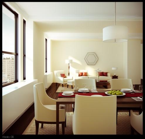 Desain Ruang Dapur on Gambar Desain Interior Minimalis  Desain Ruang Makan   Design Rumah