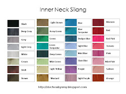 Inner Neck Silang