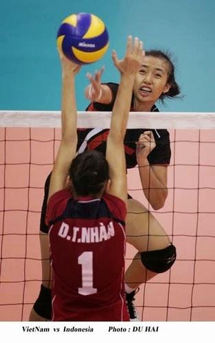 Foto Profil Amalia Fajrina - Atlet Voli