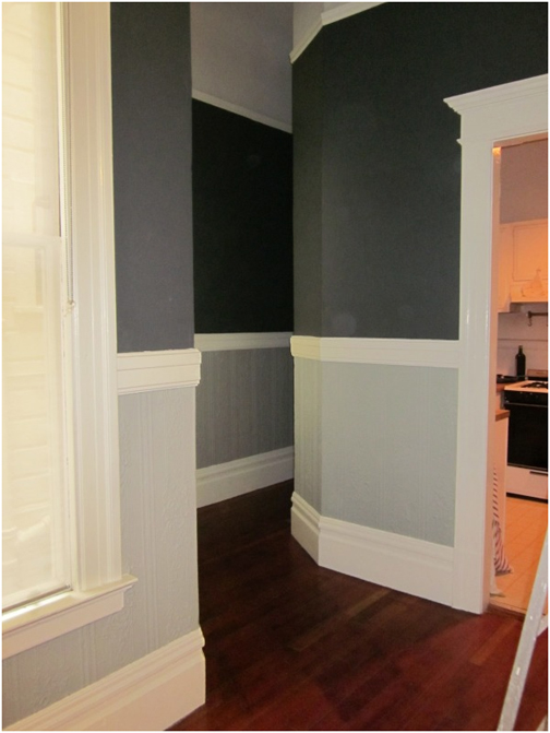 Painting A Hallway New With Dark Hallway Paint Color Ideas Image