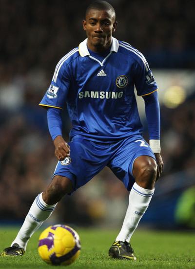 Salomon Kalou in transfer target Liverpool