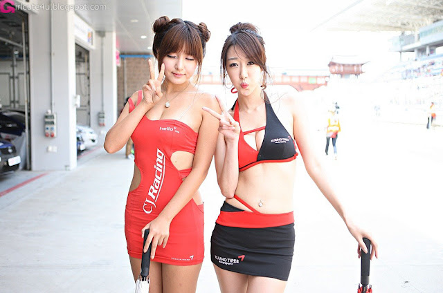 1 Ryu Ji Hye at CJ SuperRace R3 2012-very cute asian girl-girlcute4u.blogspot.com