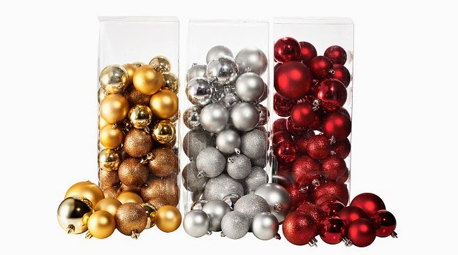 Marzua adornos baratos para el rbol de navidad for Adornos de navidad baratos