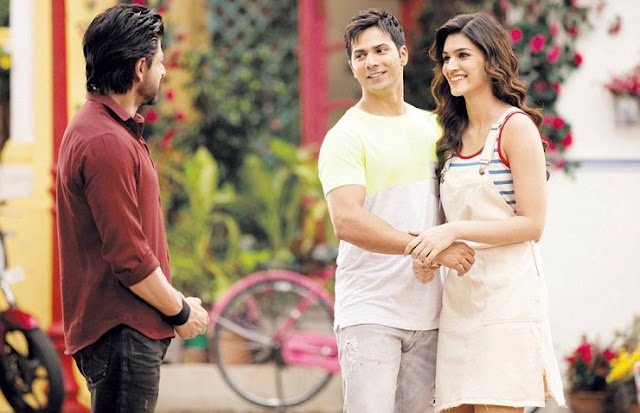 dilwale 100 crore box office