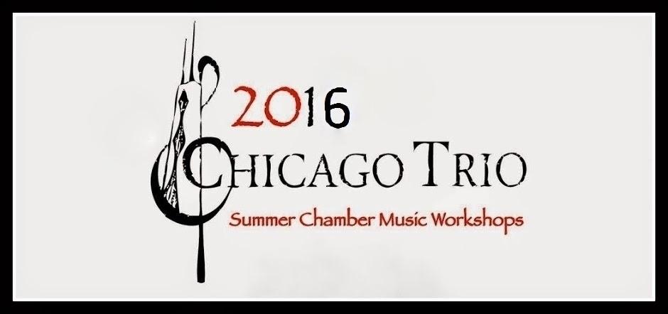 Chicago Trio Workshop - summer chamber music camp