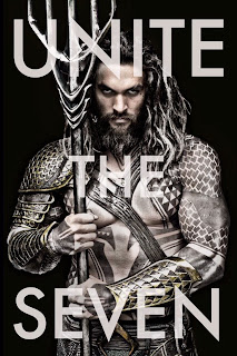 Jason Momoa as Aquaman revealed