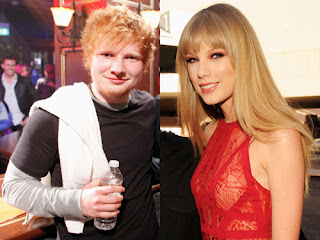 Ed Sheeran thinks Taylor Swift has an 'English sense of humor'