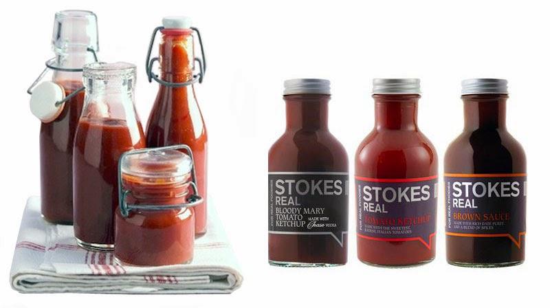 Fabuloso menú de otoño con recetas y productos de temporada: ketchup Bloody Mary casero