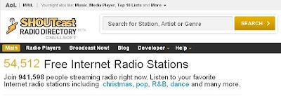 free online internet radio service