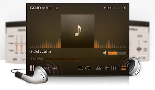 برنامج مجاني خفيف لتشغيل جميع الملفات الصوتية GOM Audio 2.0.8.1130
