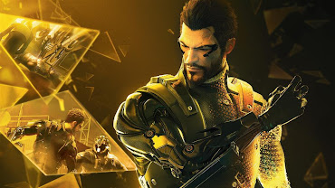 #2 Deus Ex Wallpaper