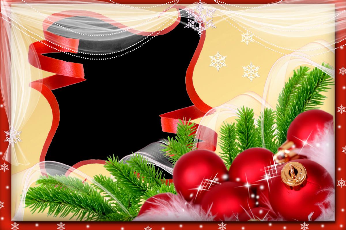 Marcos para fotos de navidad y a o nuevo escoge el tuyo - Fotos adornos navidenos ...