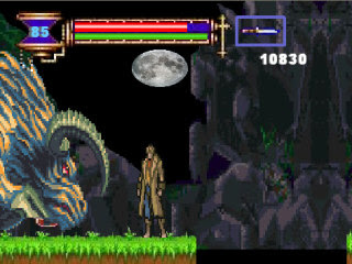 Juega Online a Castlevania Remix of Blood