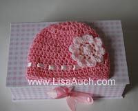 free crochet baby hat pattern,double crochet baby beanie pattern free