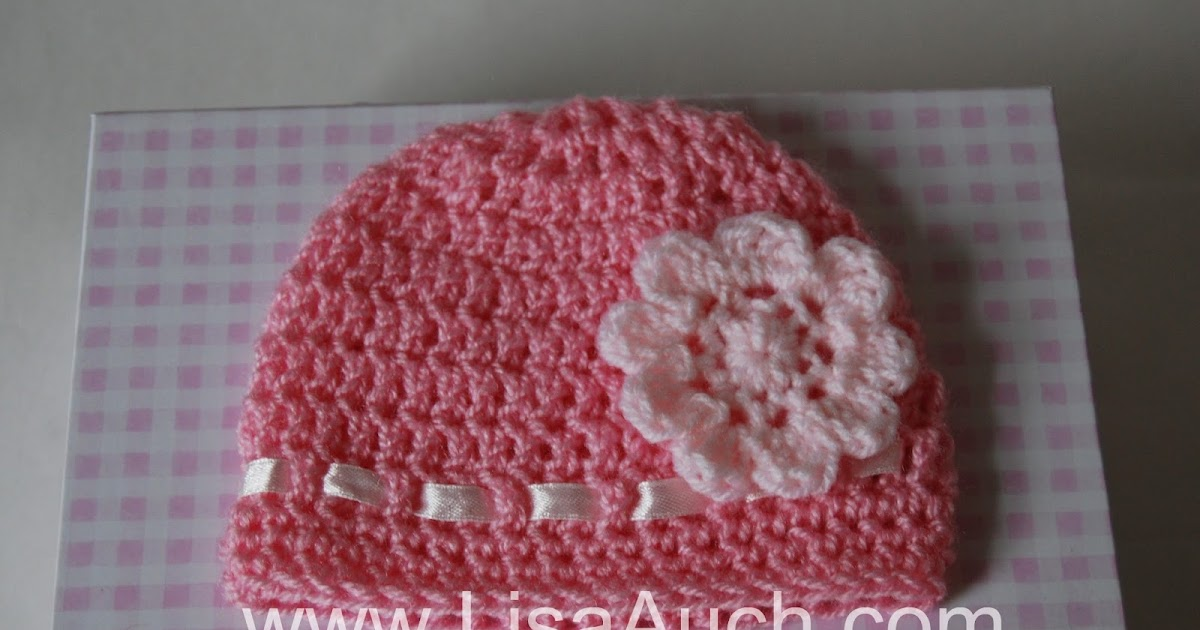 Learn to crochet hats free
