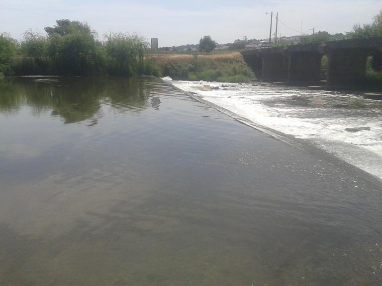 Praia Fluvial da Ponte do Paço