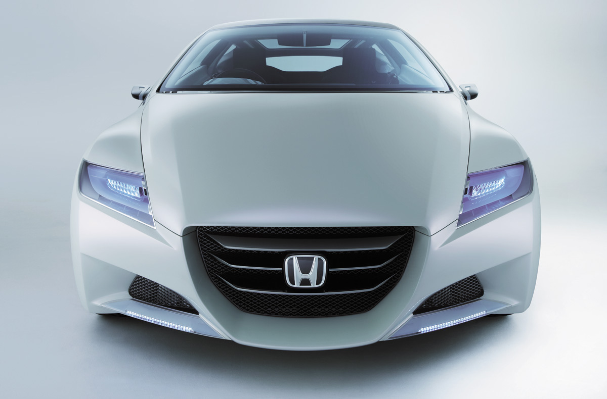 Pictures Of Honda Cars