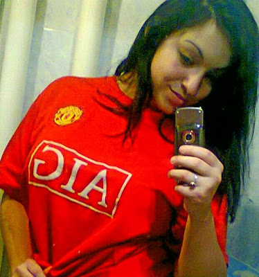 Manchester United girls from Bulgaria
