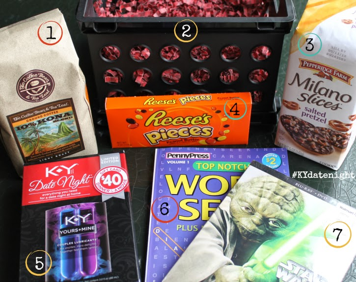 Geeky Date Night In #KYdatenight #ad