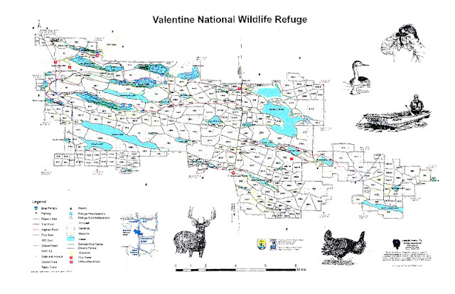Sandhills Western Vacations Valentine National Wildlife