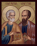 Sts. Peter and Paul, Pray for Us