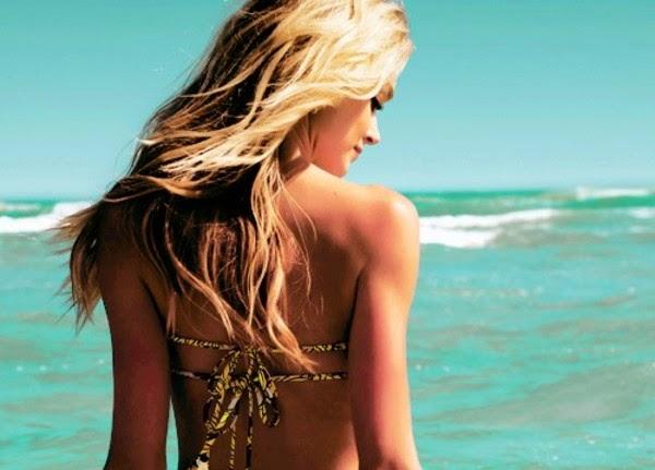 olio solare per capelli, ricette cosmetiche fai da te, protezione dei capelli