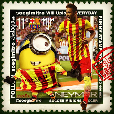Neymar Jr Minion - Futbol Parodia