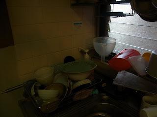 汚部屋・ゴミ屋敷ビフォー&アフター画像 キッチンビフォー画像