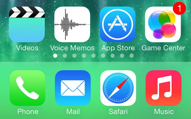 7 unexpected features in iOS 7
